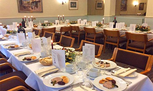 Fine catering for your wedding, party or event from Michel Lemoine of Michel's Kitchen covering all Bath and Bristol areas