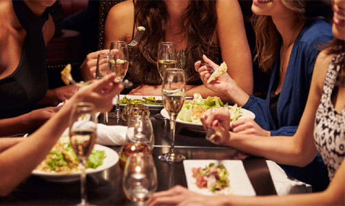 Hen parties with a difference from French chef Michel Lemoine - make it an occasion to remember