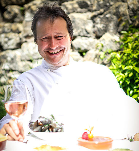 Private Chef Michel Lemoine of Michel's Kitchen near Bath