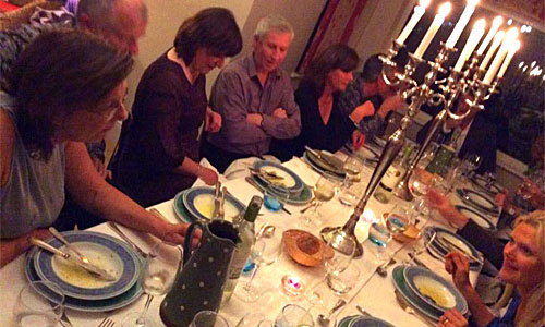 Regular Supper Clubs in Saltford near Bath and Bristol with Frenc chef Michel Lemoine at the helm
